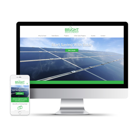 Bright Ideas Energy Website