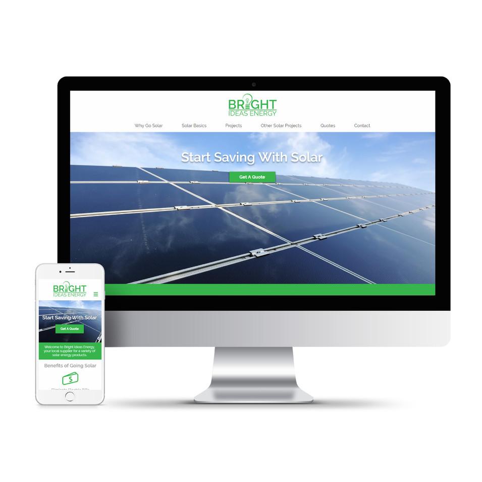 Bright Ideas Energy Website