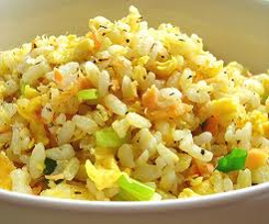 Learning- Making Fried Rice
