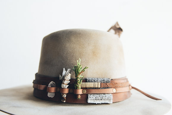 Hat 358 (Broken Arrow Series)