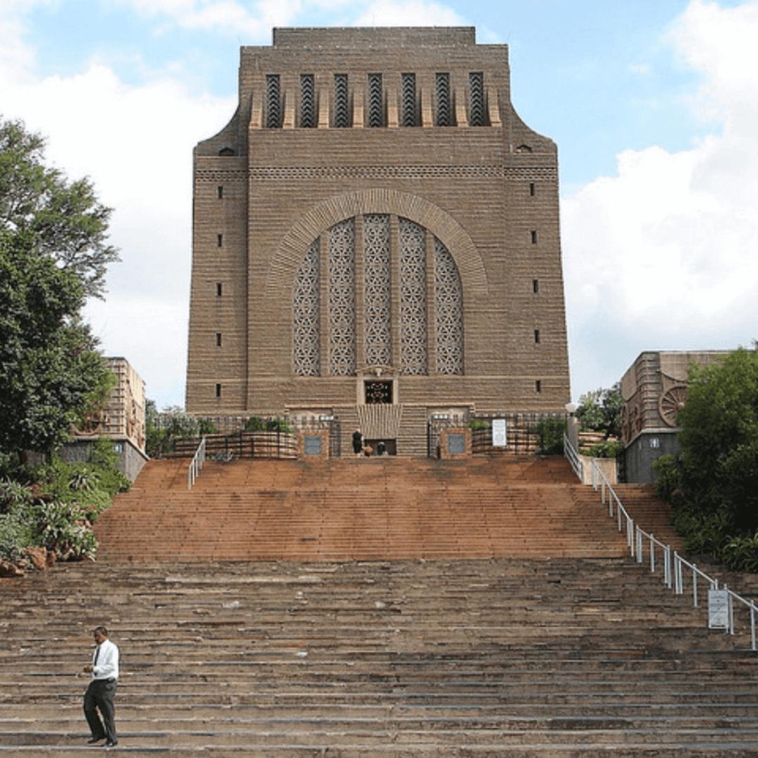 Pretoria - Half Day