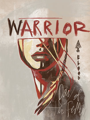 Warrior (Edition and Signed)