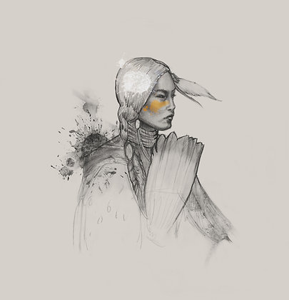Woman Warrior (Edition Print)