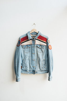 "Jacket 23 - ""Native American Gothic"""