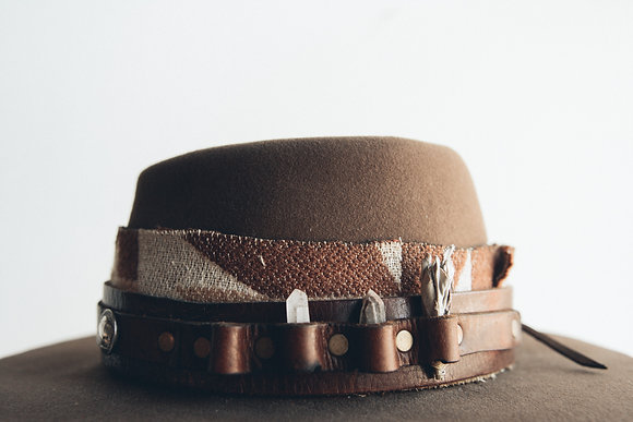 Hat 348 (Broken Arrow Series)
