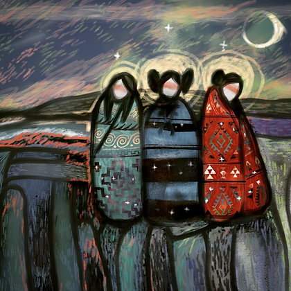 Native Women (Edition and Signed)