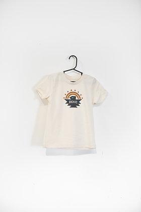 Brave Kids Tee Shirt