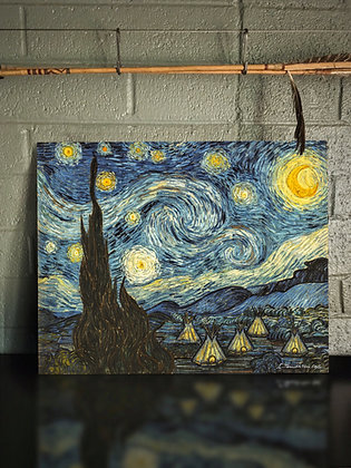 Starry Night 1491 (Reserved)