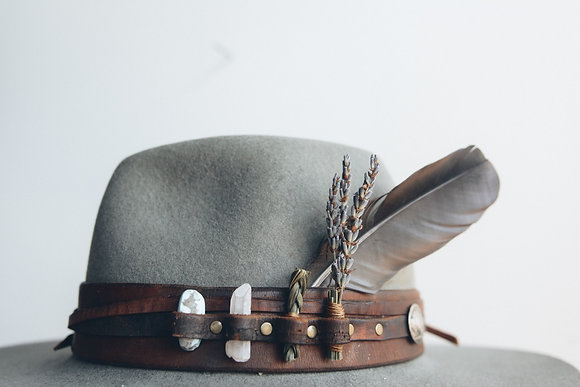 Hat 246 (Broken Arrow Series)