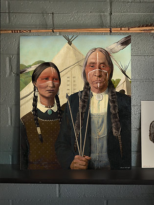 Native American Gothic