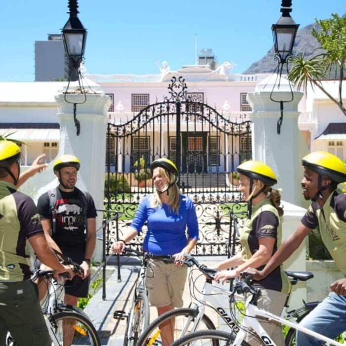 Electric Bike City Tour Half-Day
