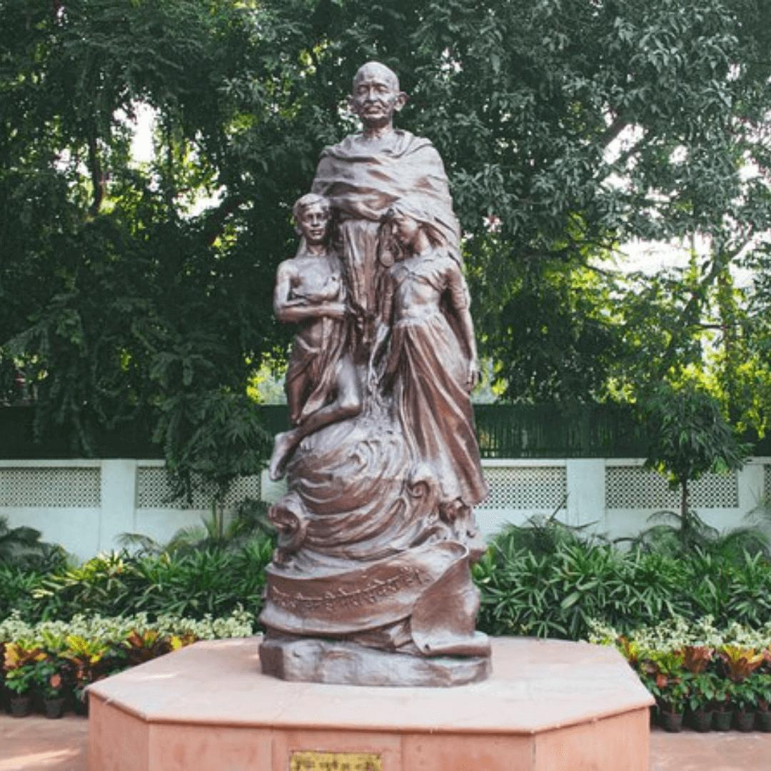 In Gandhi's Footsteps - Half Day