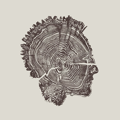 Warrior in Tree Rings (reserved)