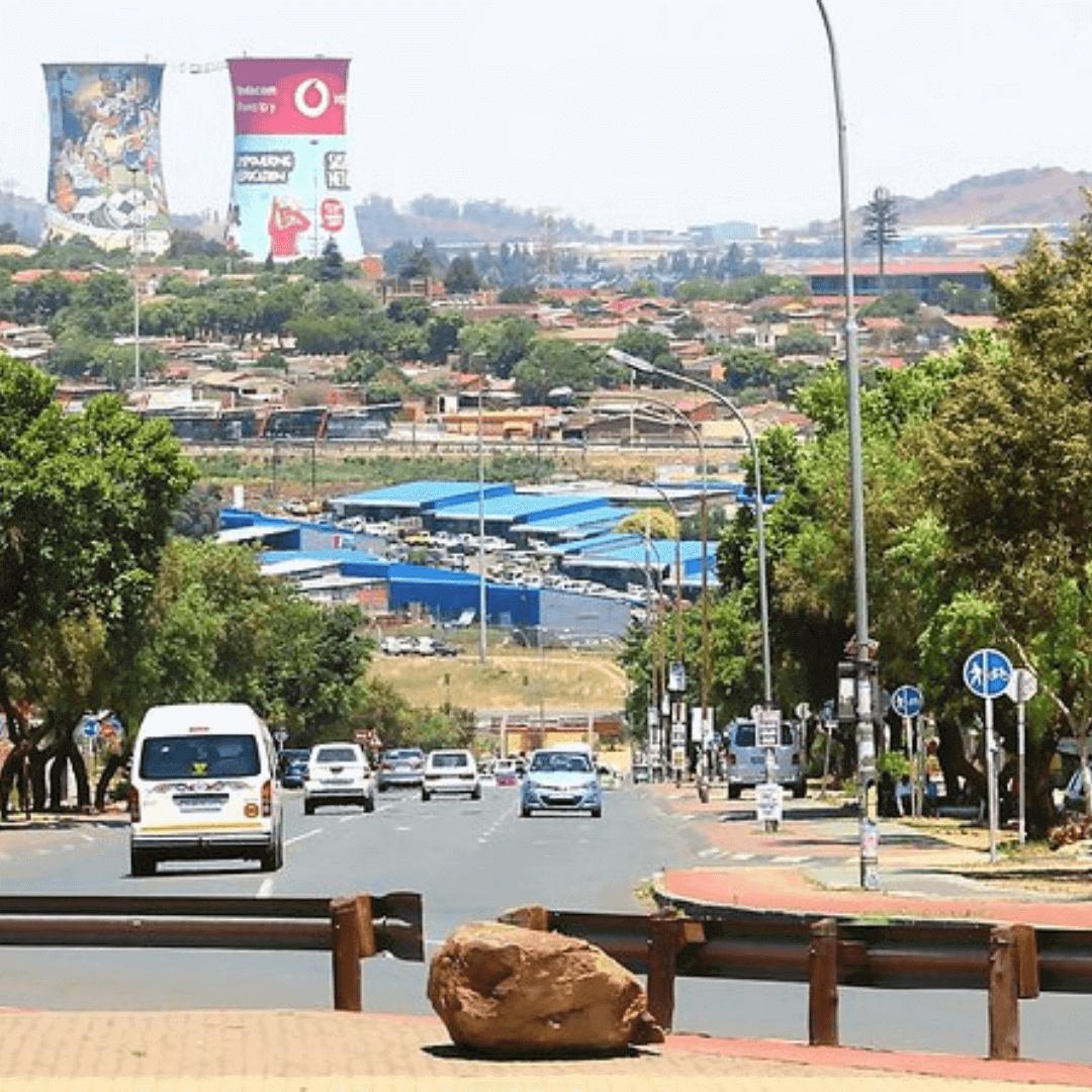 Joburg / Soweto - Half Day