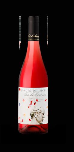 Los Bohemios Rosé wine Navarra