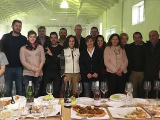 Nos visitan nuestros mejores embajadores | Fantastic visit of our best ambassadors