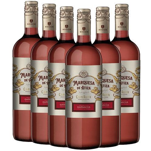 Marquesa de Atiza Rosado caja de 6 botellas