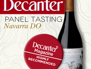 Un vino MUY RECOMENDADO / A highly RECOMMENDED WINE