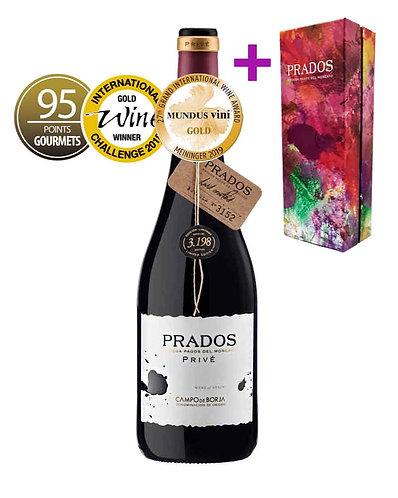Prados Privé 75cl + Estuche Prados