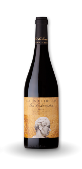 Los Bohemios red wine grenache