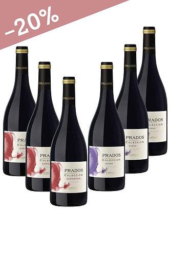 Paquete de Vino Tinto Blue Monday – Pagos del Moncayo