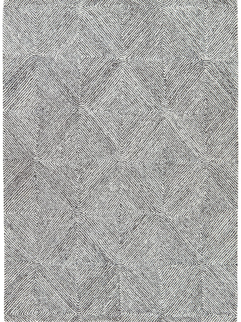 Traditions Made Modern Tufted Area Rug