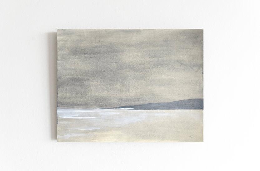 SEA AND SAND, 90*70 cm