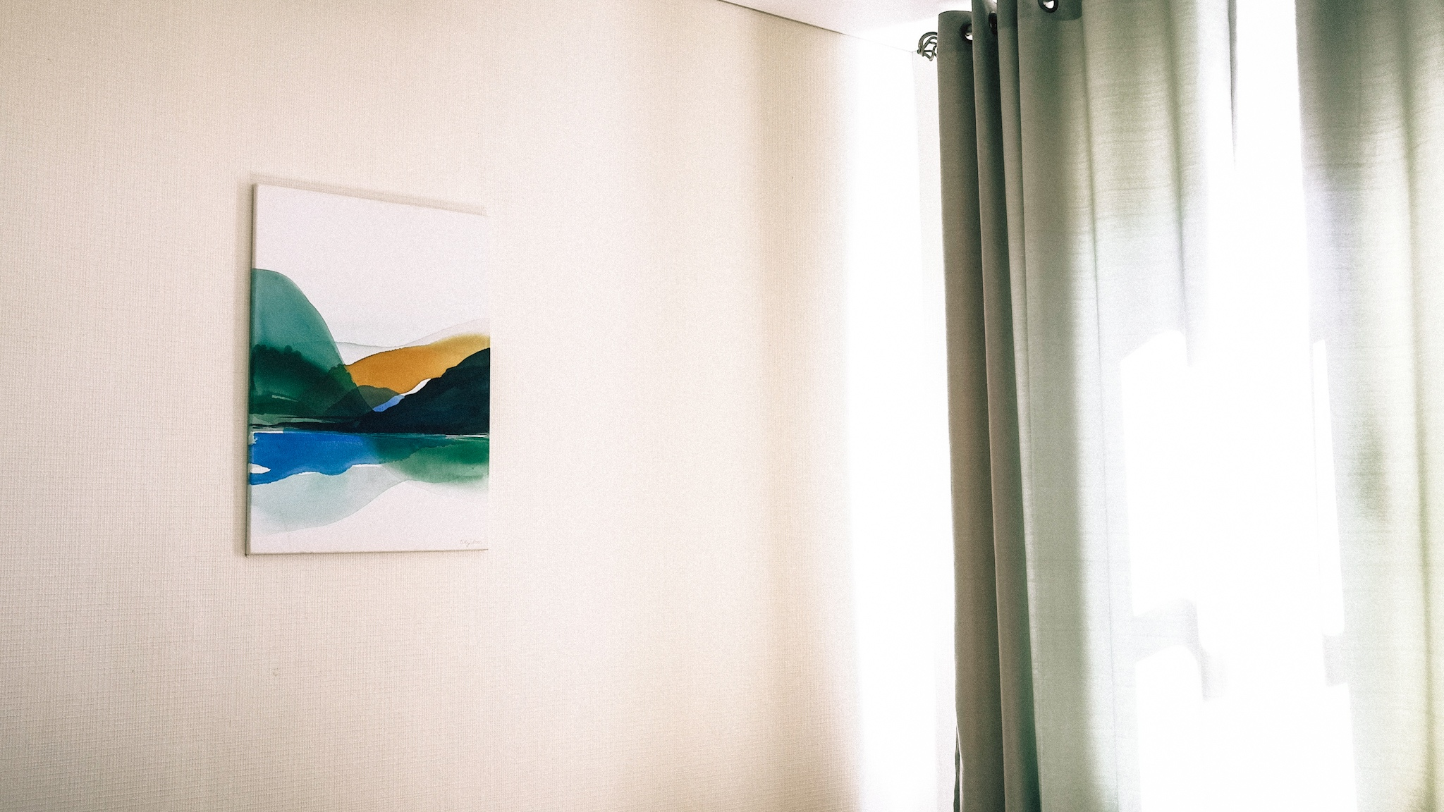 Large abstract wal art for sale