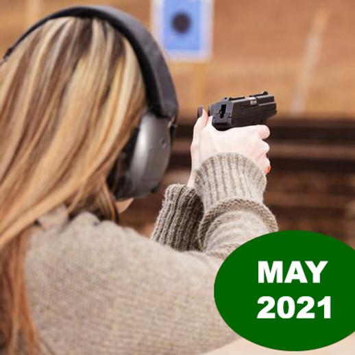 Women's Handgun and Self-Defense Fundamentals - May 2021