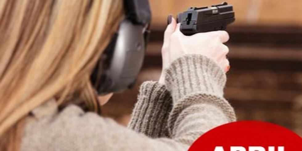 Women's Handgun and Self-Defense Fundamentals - APRIL 2021