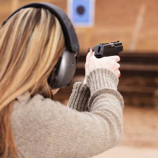 Women's Handgun and Self-Defense Fundamentals - Mother's Hours