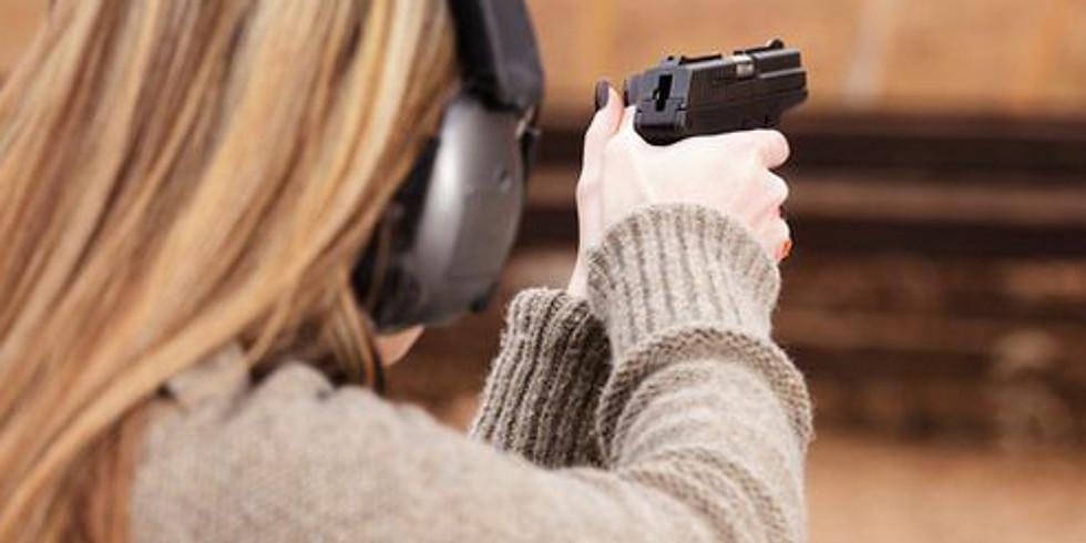 Women's Handgun and Self-Defense Fundamentals - CANCELLED
