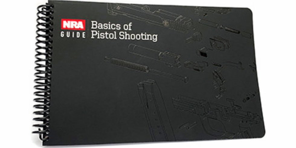 NRA Basics of Pistol Shooting - July 10, 2021