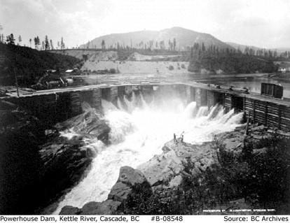 Powerhouse Dam