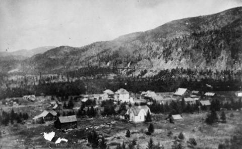 Cascade 1929
