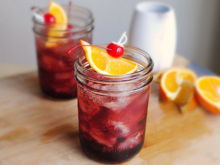Homemade Shirley Temples