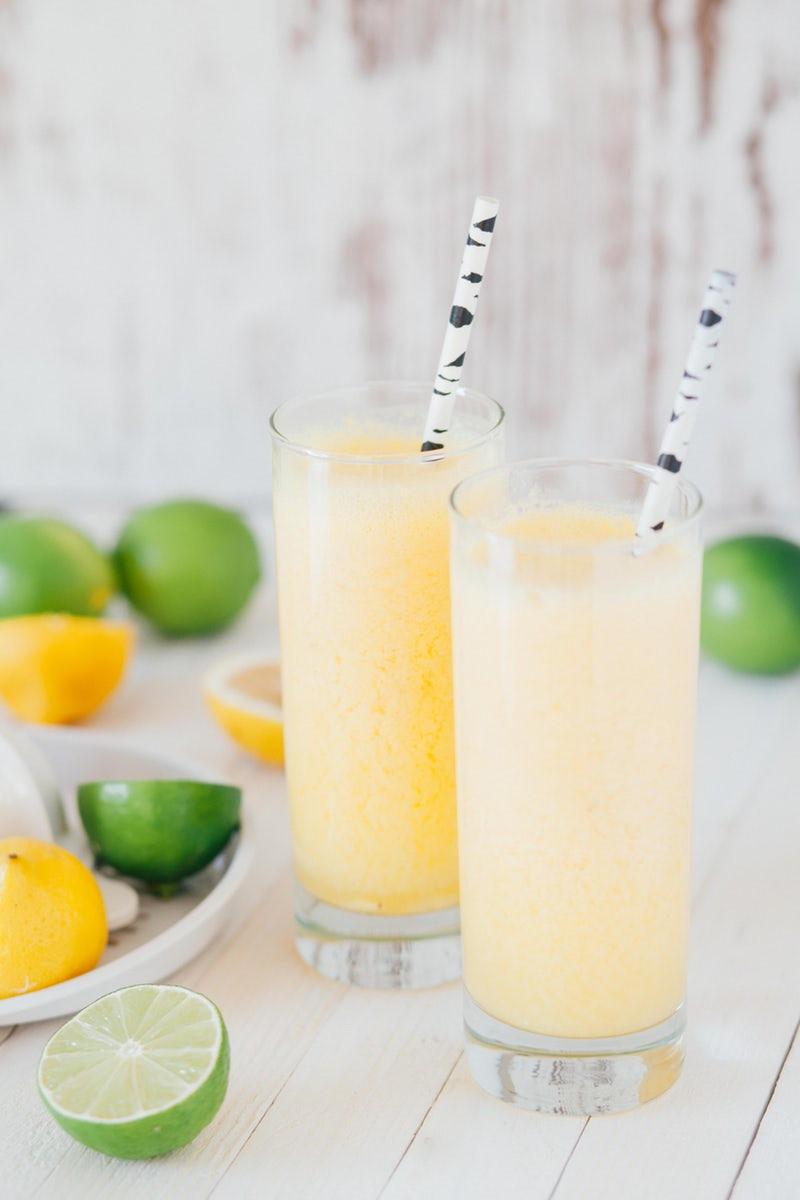 Frozen lemonlimeade