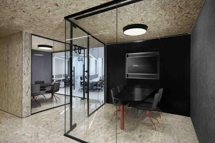 Meeting room Veolia