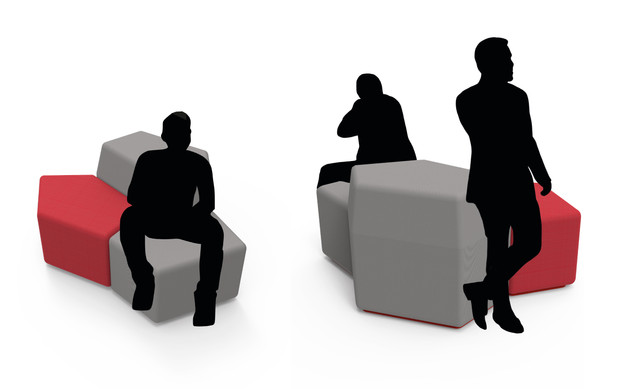 THE INFORMAL MEETING SOFA