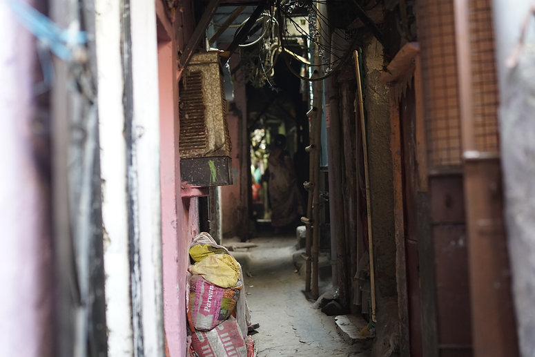 Govindpuri street