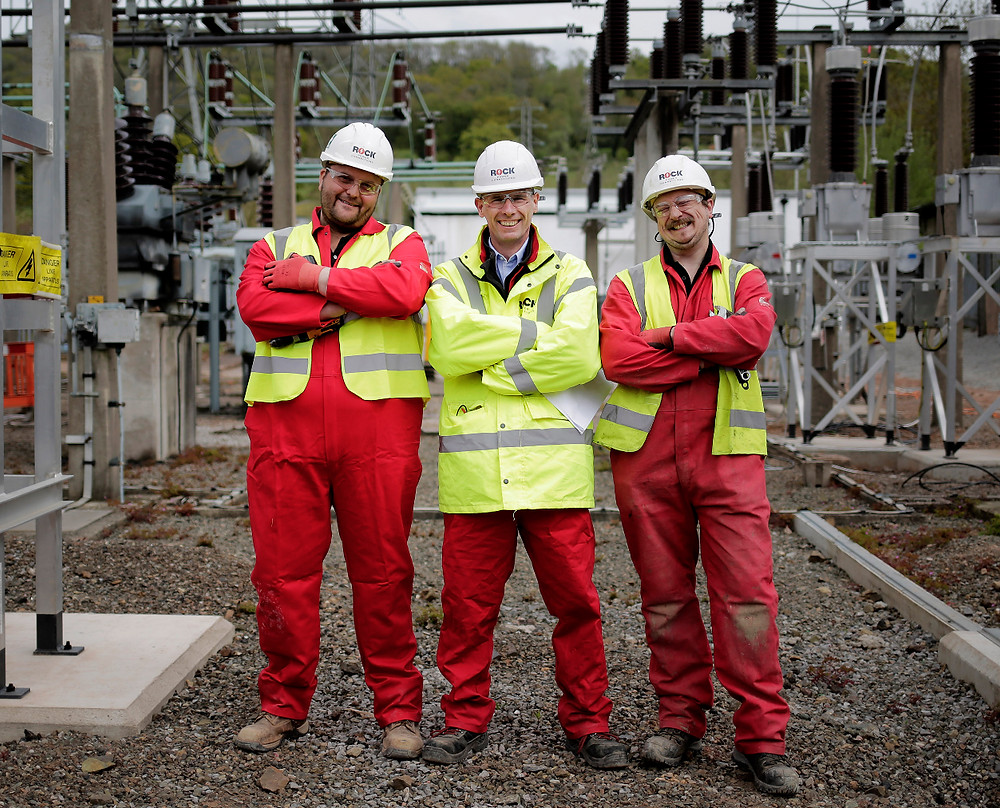 Rock Power Connections, the Worcester-based electrical engineering company specialising in electrical connections and electrical upgrades