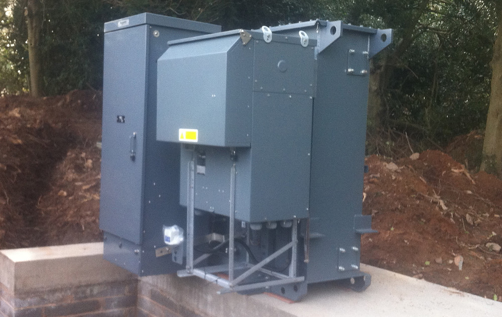 Rock Power Connection's multi-skilled engineers installed a new 315kV HV transformer as part of their HV Services