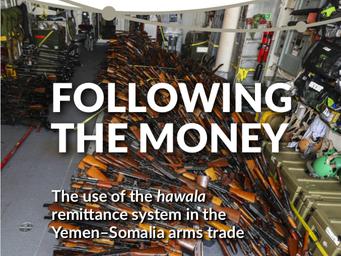 The Yemen-Somalia arms trade