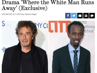 Al Pacino joins the cast of the movie based on my book