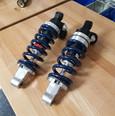 M2.Shocks custom GSXR-1000 shocks