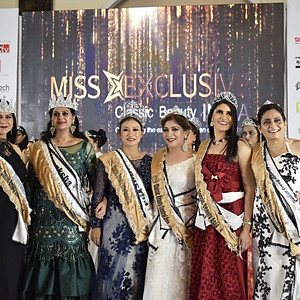 Ms & Mrs Classic Beauty & Personality Pageant INDIA