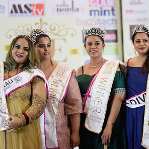 Ms & Mrs Curvy Plus INDIA