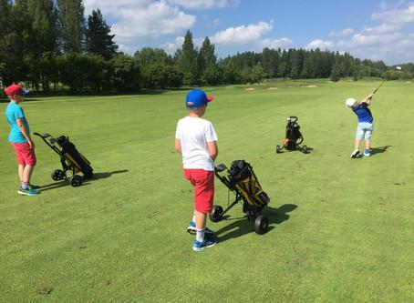 Golf on liian hieno laji eliitin etuoikeudeksi