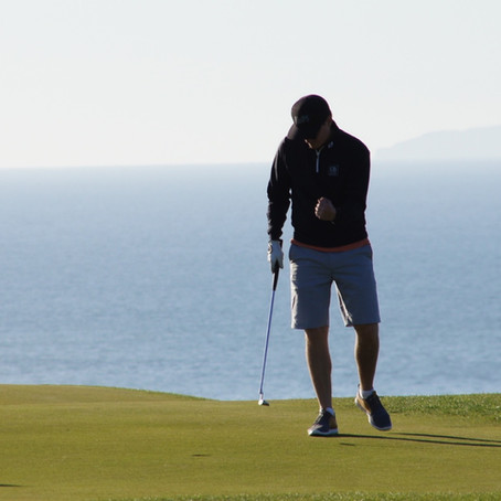 Olet juuri niin hyvä golffari kuin uskot olevasi