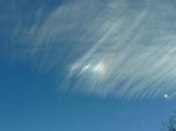 Arc en nuage